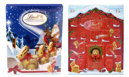 One or Two Lindt Advent Calendars