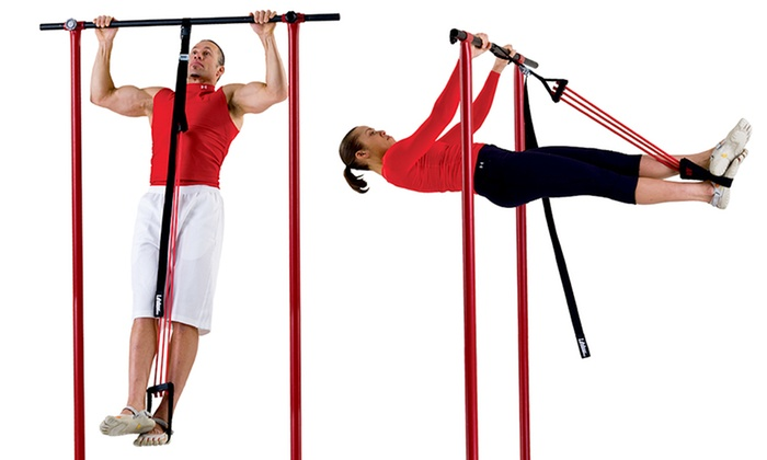 Lifeline USA Pullup Revolution Plus System: $24.99 for a Lifeline USA Pull-Up Revolution Plus System ($49.99 List Price). Free Shipping and Returns.