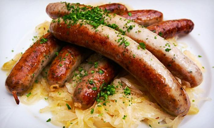 Cypress Nook Restaurant - Pompano Beach: German Dinner for Two or Four at Cypress Nook Restaurant (Up to 52% Off)
