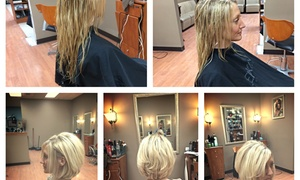 Styles by Savino at Eddie Caruso Hair Salon: Up to 52% Off Hair Design & Style at Styles by Savino at Eddie Caruso Hair Salon