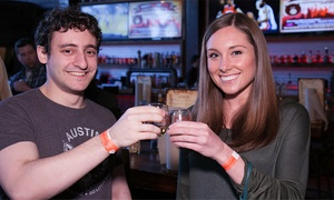 My Drink On: General or VIP Admission to Whiskey Wine and Swine, Presented by My Drink On on August 22 (Up to 37% Off)