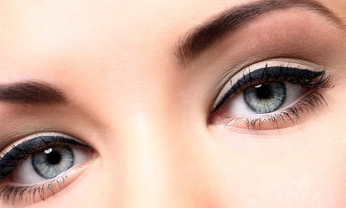 The Eyebrow Girl - Fort Lauderdale: Eyebrow Session with Eye Treatment or Facial Massage at The Eyebrow Girl (Up to 57% Off)