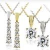 Up to 82% Off Cubic-Zirconia Fashion Necklaces