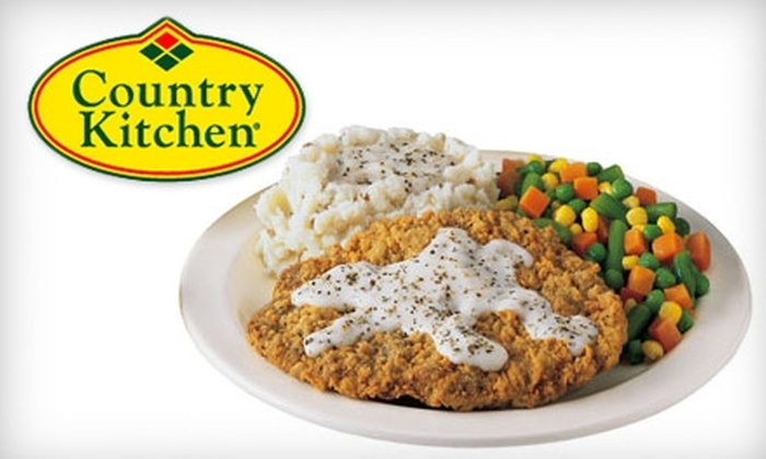 Country Kitchen - Multiple Locations: $7 for $14 Worth of Country Fare and Drinks at Country Kitchen