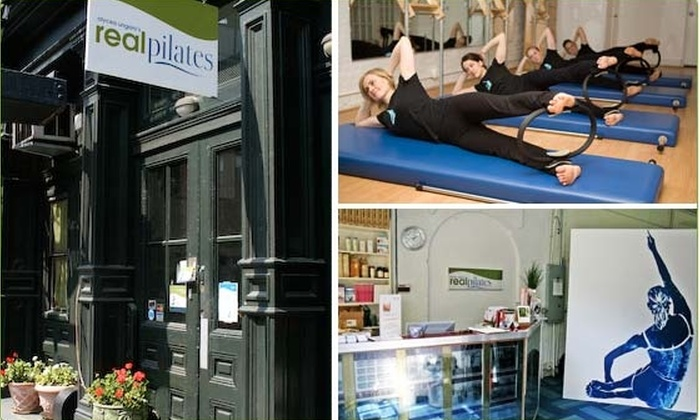 Real Pilates NYC - Multiple Locations: $42 for a Private Session at Real Pilates (51% Off)