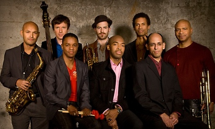 SF Jazz Collective: The Music of Stevie Wonder - Downtown Kingston: Tickets for up to Four to See the SF Jazz Collective: The Music of Stevie Wonder at The Grand Theatre on October 14 at 7:30 p.m.