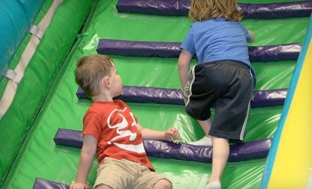 Leapin' Lizards: 2 Admissions for Toddlers Ages 2 and Under - Leapin' Lizards in Decatur