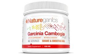 Natureganics Garcinia Cambogia Shake And Smoothie Mix