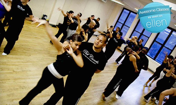 Piel Canela Dance and Music School - Garment District: $29 for One Month of Unlimited Dance Lessons ($150 Value). $59 for Three-Month Option ($450 Value).