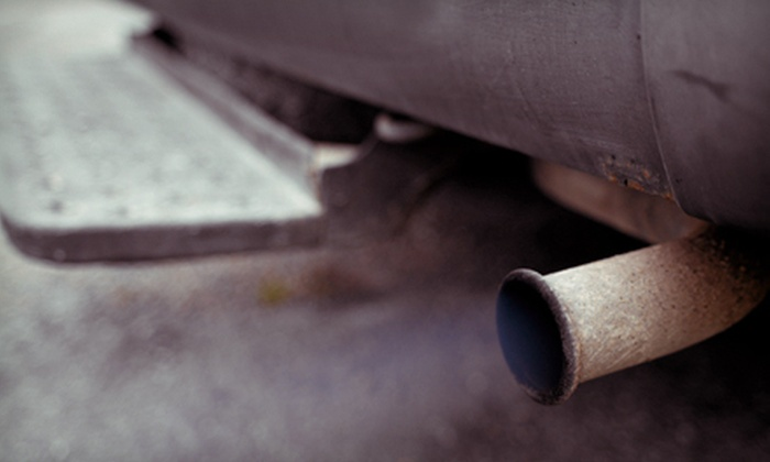 Smog Mart Plus - Smog Mart: $24 for a Vehicle Smog Test at Smog Mart Plus ($49.95 Value)