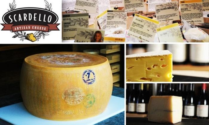 Scardello - Oak Lawn: 57% Off Wine, Cheese & Gourmet Snacks at Scardello Artisan Cheese