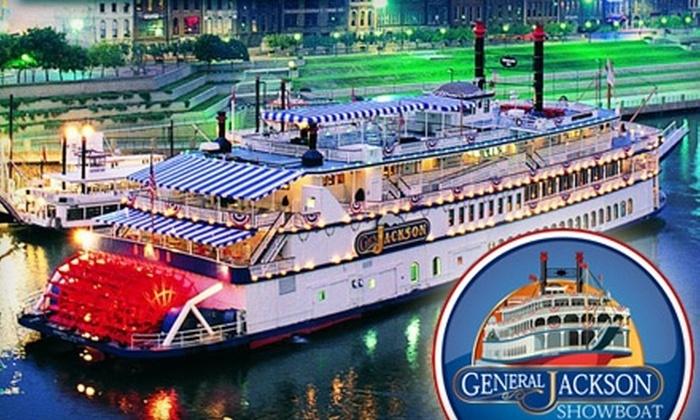 General Jackson Showboat - Nashville-Davidson metropolitan government (balance): Dinner Cruises on the General Jackson Showboat. Choose from Two Ticketing Options.