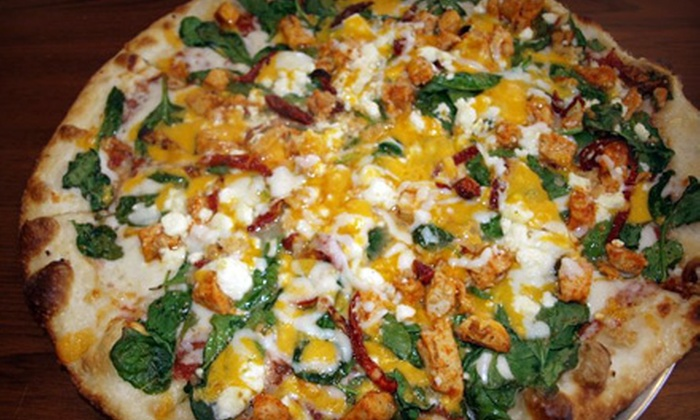 Pisa by the Slice - Norman: $10 for $20 Worth of Pizzeria Fare and Drinks at Pisa by the Slice in Norman
