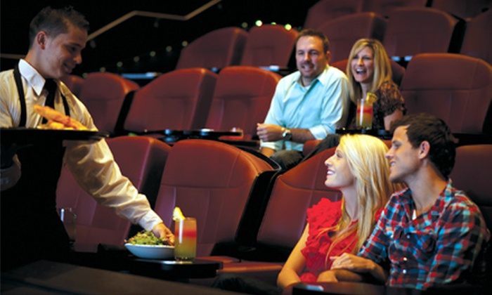 CinéBistro - Colliseum Central: $12 for a Movie Night for Two and Popcorn at CinéBistro in Hampton (Up to $28.50 Value)