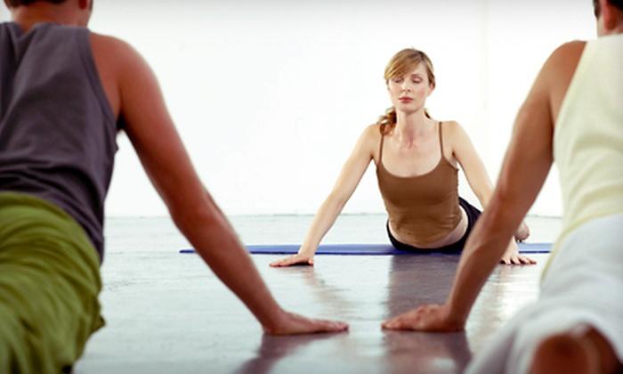 Westside Yoga Studio - Gravenstein: 10 or 15 Classes at Westside Yoga Studio (Up to 80% Off)