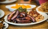 Route 7 Grill - Great Barrington: $15 for $30 Worth of Barbecue Fare at Route 7 Grill in Great Barrington