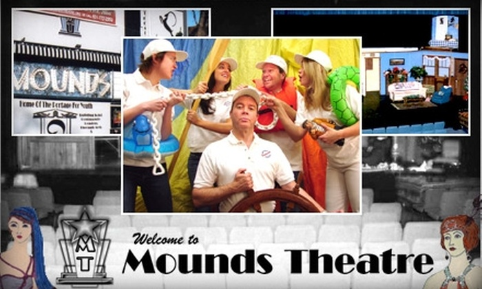 Mounds Theatre - Dayton's Bluff: $30 for Dinner and a Musical Comedy at Mounds Theatre