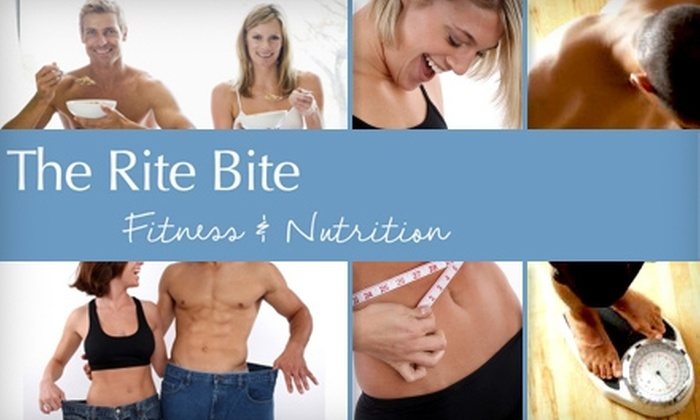 The Rite Bite Gym - Orange: $25 for Three One-Hour Training Sessions and One Month of Gym Access at The Rite Bite