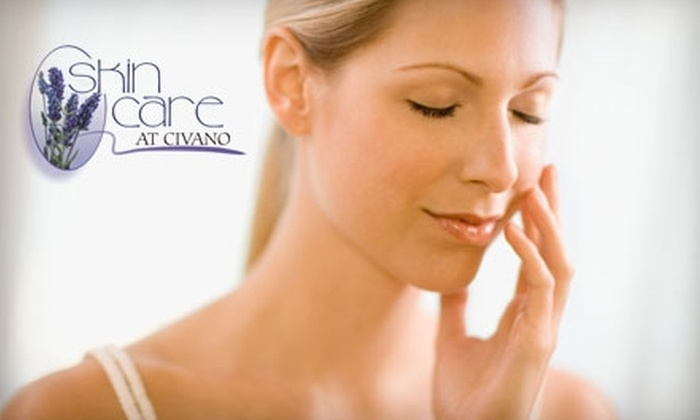 Skin Care at Civano - Civano: $45 for Antiaging Facial with LED at Skin Care at Civano ($90 Value)