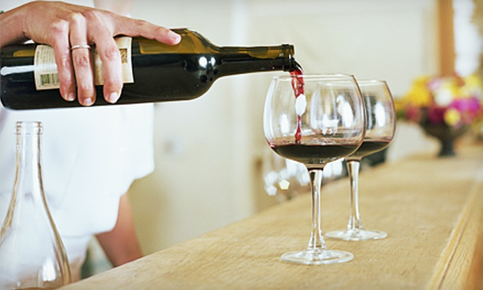 Wine d'Tours - Santa Cruz / Monterey: $69 for Winery Tour Package for Two People from Wine d'Tours (Up to $150 Value)