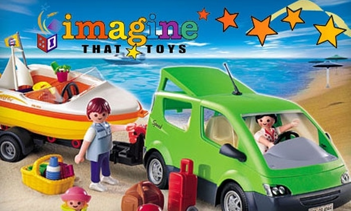Imagine That Toys - Wichita: $10 for $20 Worth of Toys, Games, and More at Imagine That Toys