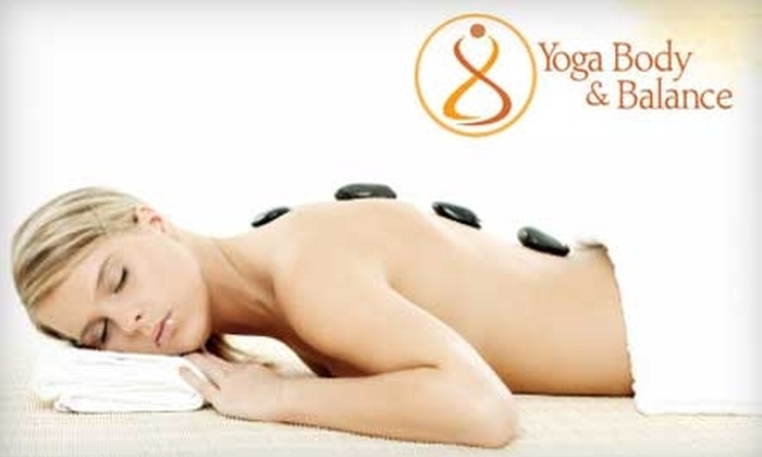 Yoga Body & Balance - Lincoln: $32 for an Hour-Long Massage at Yoga Body & Balance (A $65 Value)