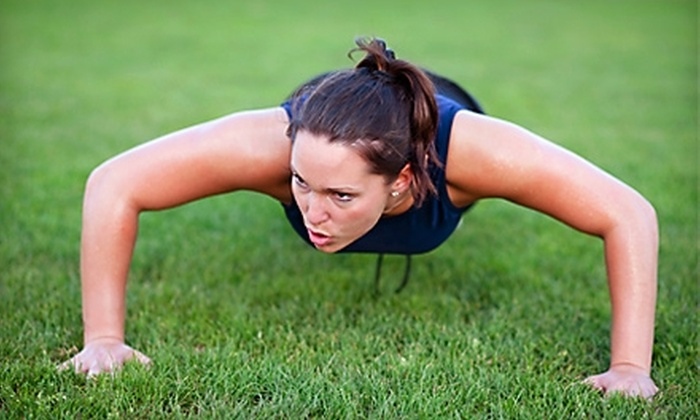 Texas Fit Chicks Boot Camp - Multiple Locations: $59 for Five-Week Boot Camp at Texas Fit Chicks Boot Camp ($199 Value)