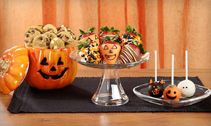 Cherry Moon Farms - Shrewsbury: $15 for $30 Worth of Halloween Gift Baskets from Cherry Moon Farms