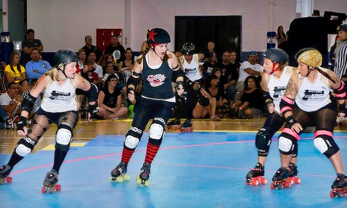 Jacksonville RollerGirls - Jacksonville: $11 for a Roller-Derby Outing for Two to Jacksonville RollerGirls at University of North Florida Arena on January 28 ($22 Value)