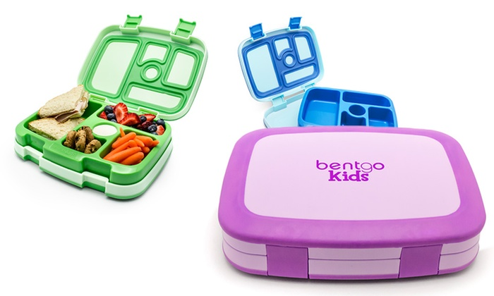 75f9c3540c87 Bentgo Kids' Lunch Boxes (1- or 2-Pack) | Groupon