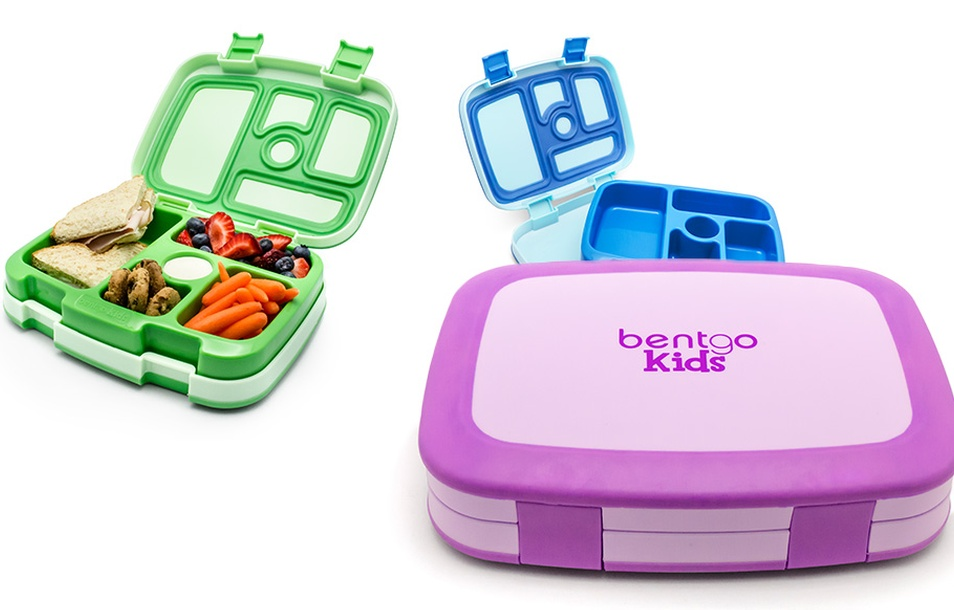 Bentgo Kids' Lunch Boxes (1- or 2-Pack)