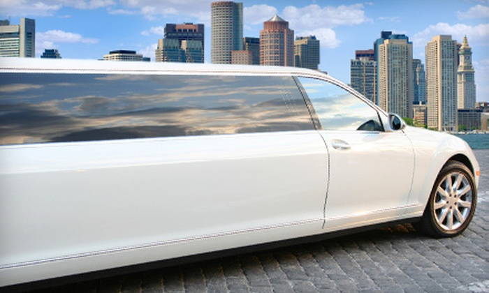 Harris Limousine - Multiple Locations: One-Way or Round-Trip Airport Transportation or Chauffeuring Services from Harris Limousine (Up to 66% Off). Five Options Available.