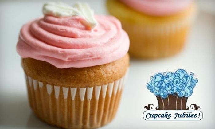 Cupcake Jubilee! - Orlando: $7 for a Dozen Mini Cupcakes from Cupcake Jubilee! ($15 Value)
