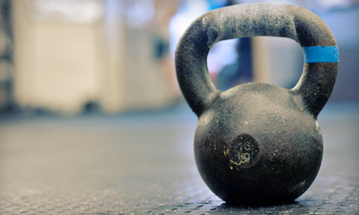 Brownstone Fitness - Harlem: Four or Eight Semiprivate Kettlebell Cross-Training Sessions at Brownstone Fitness (Up to 68% Off)