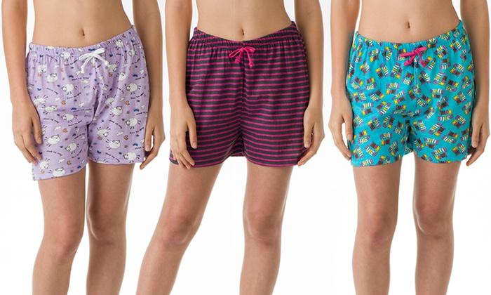 ladies printed shorts hardon clothes