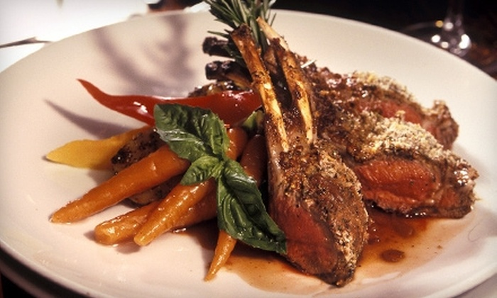 Steeples Bar & Grill - Shawnigan Lake: $15 for $30 Worth of Gourmet Fare at Steeples Bar & Grill in Shawnigan Lake