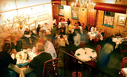 $40 Groupon to Raffi's On 5th - Raffi's on 5th in Naperville