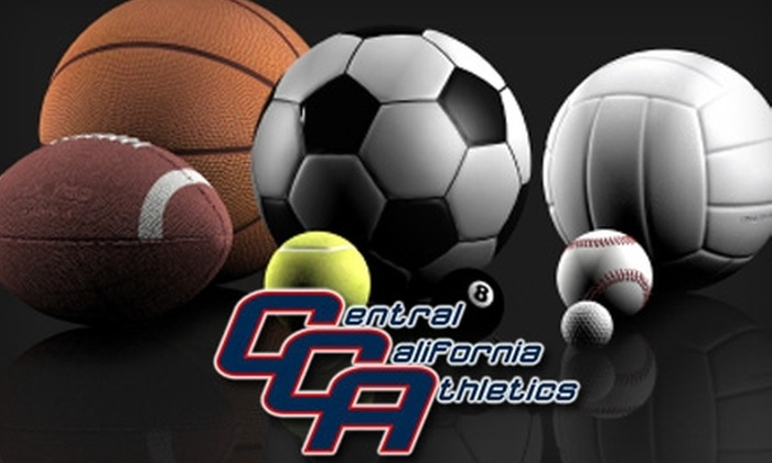 Central California Athletics - Bakersfield: $20 for $40 Worth of Sporting Goods at Central California Athletics