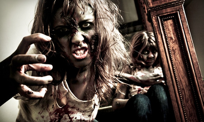 The Haunt at Rocky Ledge - West Harrison: $15 for a Haunted-House Adventure for Two at The Haunt at Rocky Ledge in North White Plains ($30 Value)
