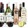 6 or 12 Packs of Wine with Glasses starting at $39