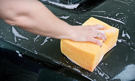 Mobile Washing Service on a Car (a $25 value) - Evans Lawn Service and Mobile Car Wash in