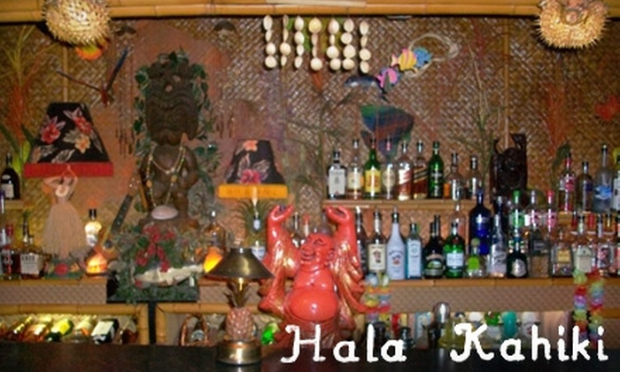 Hala Kahiki - River Grove: $15 for $30 Worth of Tropical Drinks at Hala Kahiki in River Grove