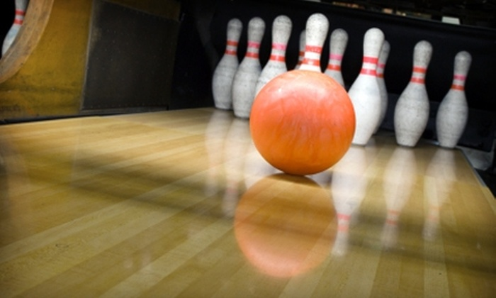 Ankeny Lanes - Ankeny: $25 for Two Games of Bowling, Shoe Rental, Pizza, and Soda at Ankeny Lanes in Ankeny ($60.51 Value)