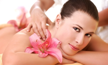 $45 for a One-Hour Massage or Facial at Solaire Hair Studio and Spa ($90 Value)