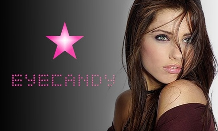 Eyecandy Salon  - Edgehill: $60 for a Color, Cut, and Deep Conditioning Treatment at Eyecandy Salon (Average $180 Value)