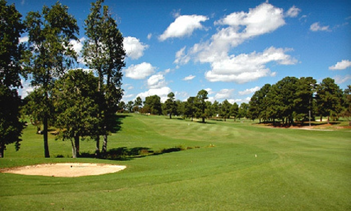 Raleigh Golf Association - Southwest Raleigh: $17 for 18 Holes of Golf Including Cart at Raleigh Golf Association (Up to $35 Value)