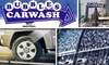 Bubble's Car Wash - Dorchester: $25 for Three Car Washes at Bubble's Car Wash ($54 Value)