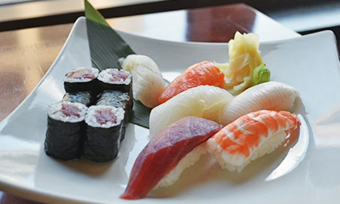 Nami - Warehouse District: $20 for $40 Japanese Cuisine for Dinner at Nami Sushi