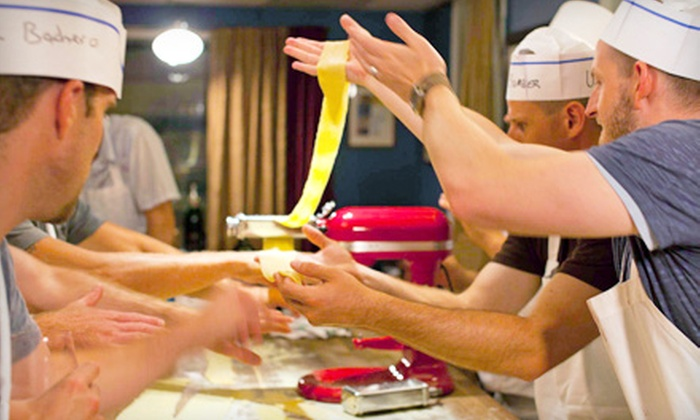 Cook Au Vin - Bucktown: $130 for a BYOB French-Cooking Class for Two at Cook Au Vin (Up to $260 Value)