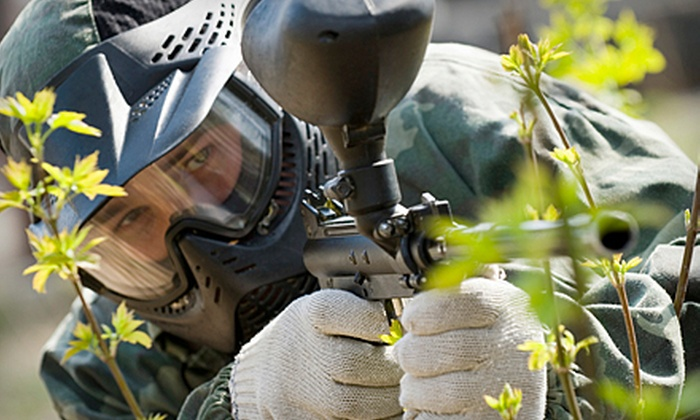 Xtreme Paintball - Lebanon: Paintball Package for Two, Four, or Eight People at Xtreme Paintball in Lebanon (Up to 58% Off)